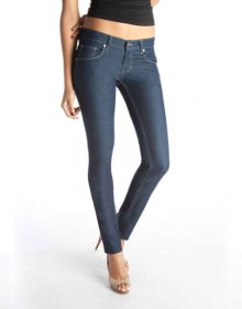 Jeggings Stretch - Dark Wash