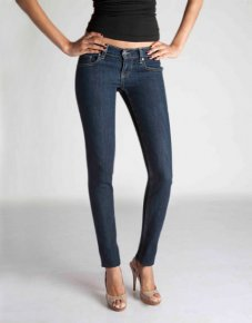 New York Stretch Denim Jeans