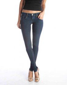 Persian Stretch Denim Jeans
